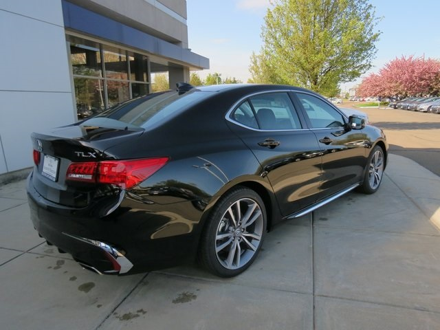 Pre-Owned 2019 Acura TLX 3.5L Technology Pkg