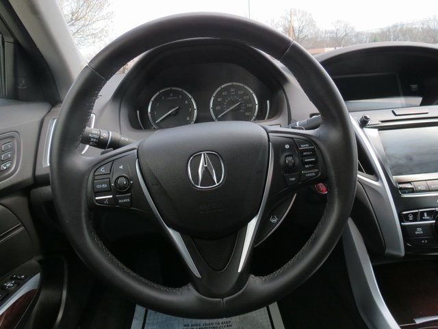 Pre-Owned 2015 Acura TLX 3.5L V6