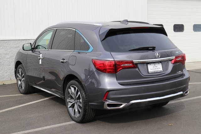 New 2019 Acura MDX SH-AWD with Advance Package