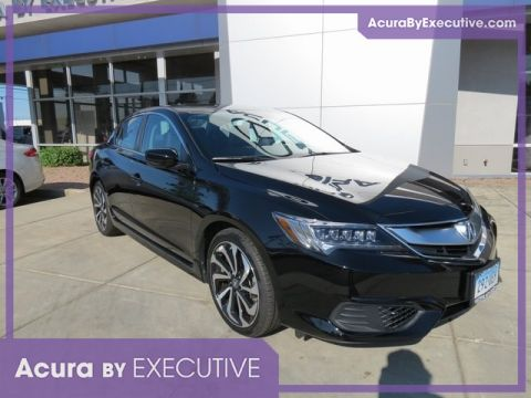 Certified Pre-Owned 2018 Acura ILX Special Edition