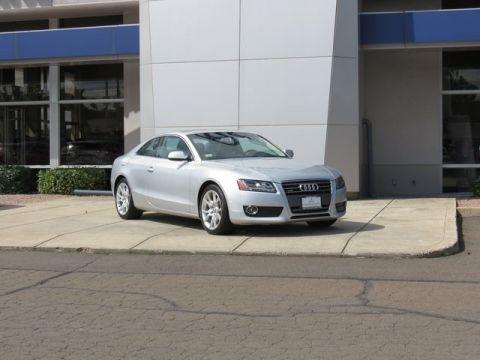 Pre-Owned 2012 Audi A5 2.0T Premium Plus